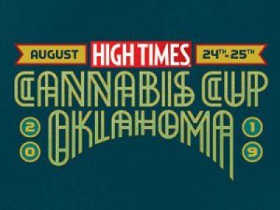 Oklahoma Cannabis Cup 2019 logo